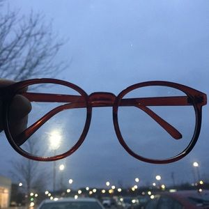 Accessories - Clear glasses